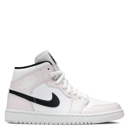 Air Jordan 1 Mid 'Barely Rose' (W) (BQ6472 500)