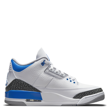 Air Jordan 3 Retro 'Racer Blue' (CT8532 145)