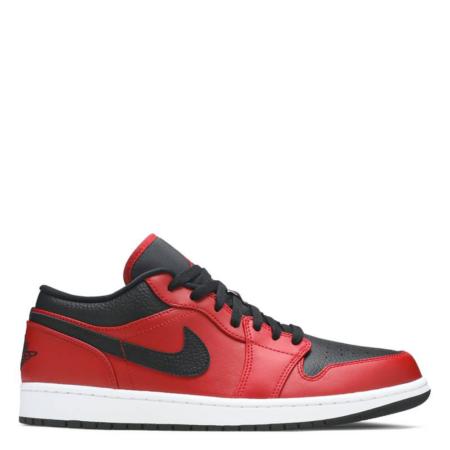 Air Jordan 1 Low 'Reverse Bred' (553558 605)
