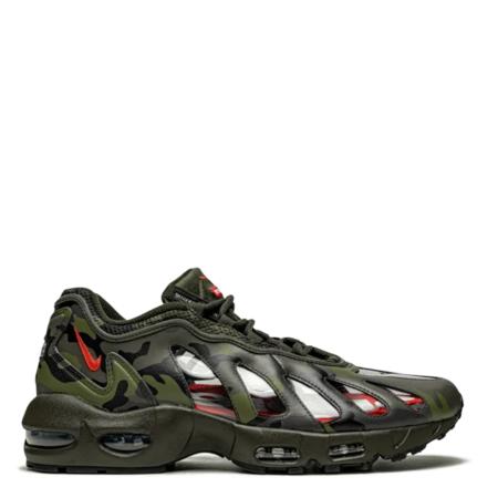 Nike Air Max 96 Supreme 'Camo' (CV7652 300)