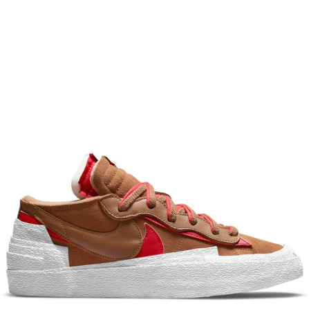 Nike Blazer Low Sacai 'British Tan' (DD1877 200)