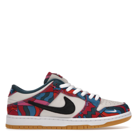Nike Dunk Low Pro SB Parra 'Abstract Art' (DH7695 600)