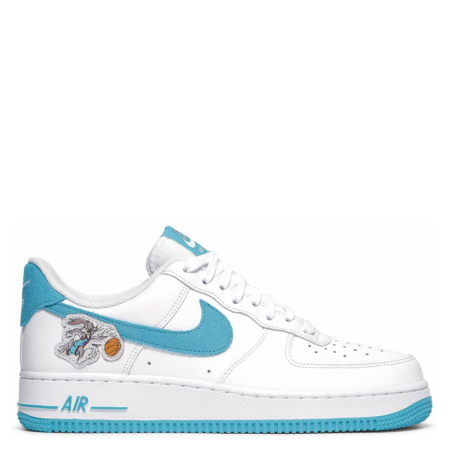 Nike Air Force 1 '07 Low Space Jam 'Hare' (DJ7998 100)
