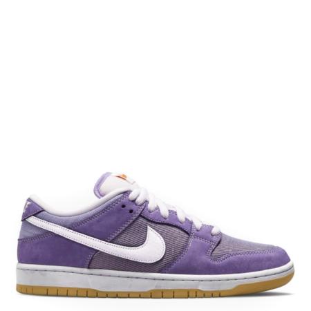 Nike Dunk Low SB 'Unbleached Pack - Lilac' (DA9658 500)
