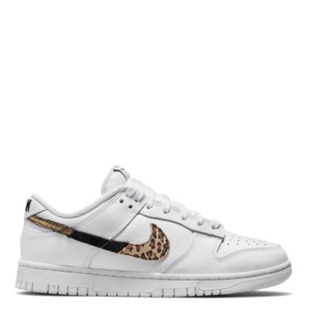 Nike Dunk Low 'White Leopard' (W) (DD7099 100)