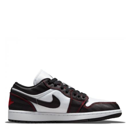 Air Jordan 1 Low SE Utility 'White Black Red' (W) (DD9337 106)